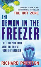 New listing  DEMON IN FREEZER : TERRIFYING TRUTH ABOUT THREAT FROM By Richard Preston