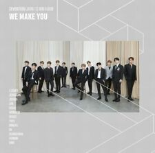 SEVENTEEN Japan 1st Mini Album [WE MAKE YOU] (CD + Photobook) Regular Edition