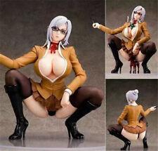 Anime Prison School Meiko Shiraki 1/6 Figure 17cm Statue Toy No Box