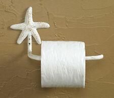 Park Designs Starfish Toilet Paper Tissue Holder Bath Hardware Beach White