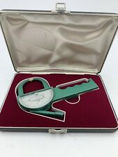 Lange Skinfold Caliper And Hard Case Cambridge Scientific Industries READ