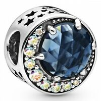 Moon & Night Sky PANDORA Charm 925er Sterlingsilber 798524C01