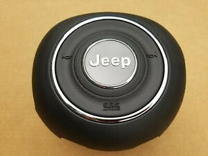 18-19-20-21 JEEP COMPASS OEM AIR BAG LEFT LH DRIVER WHEEL AIRBAG EXCELLENT!