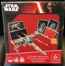 STAR Wars X-Wing BATTLE CARD GAME GRATIS UK P & P Nuovo in Scatola