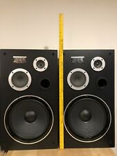 VINTAGE PIONEER SPEAKERS MODEL CS-G301WA I -1st Model,Not The II *PICK UP DC/VA