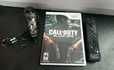 Call of Duty: Black Ops with Controller & Nunchuk (Nintendo Wii, 2010)