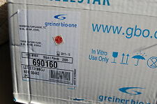 Greiner CELL CULTURE flask canted neck  STERILE 25 cm2 sterile 690160 50 ml