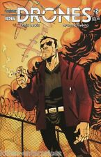 Drones #2 (of 5) Comic Book 2015 - IDW