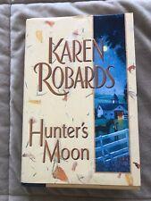 Hunter's Moon by Karen Robards hardcover 1996