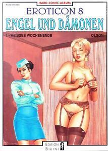 Olson: Engel und Dämonen Band 1, 2, 3 (Eroticon 8, 12, 15) - noch OVP