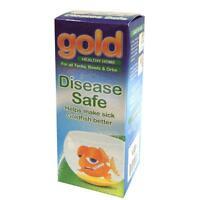 Interpet Gold Disease Safe Treatment 100ml Healthy Aquarium Fish Tank Fungal Rot