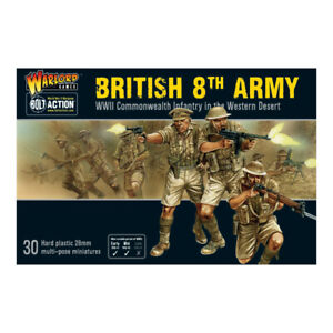Warlord Games Bolt Action British 8th Army