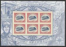 US 4806 Inverted Jenny sheet (6 stamps) MNH 2013