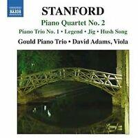 Gould Piano Trio - Stanford: Piano Quartet No. 2, Piano Trio No. 1 [CD]