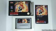 Last Action Hero - Super Nintendo - Snes
