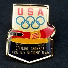 Vintage Oscar Mayer Wienermobile Olympics 1992 Official Sponsor US Olympic Team