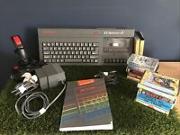 Sinclair ZX Spectrum 128k +2 Original Grey Version, Tested & Working Bundle
