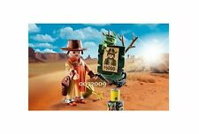 PLAYMOBIL  western cowboy bandit 9083  NEW IN UNOPENED SEALING BAG FOR LOW POST