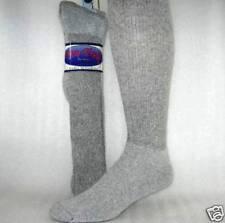 Mens Socks over the calf gray size 10-13   3 Pr