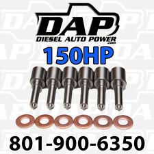 +70HP Injector nozzles for 1994-1998 cummins 12v 300HP 330HP Performance tips