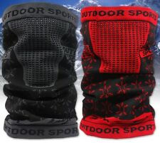 warm up X band mask_Outdoor Neck Warmer_Multi-functional spandex sports gear