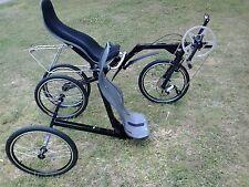 Dreirad Liegerad Liegedreirad  Tricycle Flevobike Flevo Bike-Trike Kombinatin