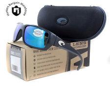 Costa Del Mar TF11OBMGLP, Fantail Polarized Black Blue Mirror 580G Sunglasses