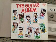 the GUITAR ALBUM. LP FEAT. ERIC CLAPTON JIMI HENDRIX LINK WRAY BB KING  .....
