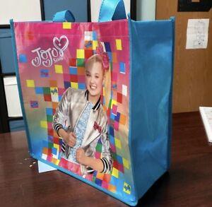 New JoJo Siwa Gift Tote Bag Valentine Shopping