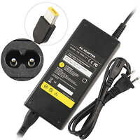 20V 4.5A 90W AC Adapter For Lenovo ThinkPad Laptop Charger Power Supply Cord