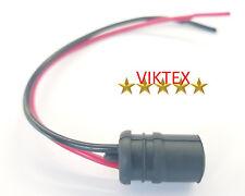 2x t10 lámparas versión w5w vidrio Park luz Steck zócalo conector goma de luz de posición