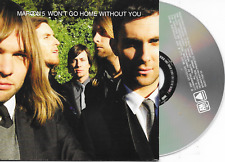 MAROON 5 - Won't go home without you CD SINGLE 2TR EU Cardsleeve 2007 (A&M) RARE