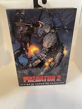 "NECA Guardian Predator Ultimate 7"" Action Figure 1:12 Scale Predator 2 Official"