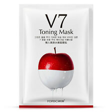 V7 Korean Deep Face Mask Vitamins Essence Facial Sheet Moisture Skin Beauty Mask