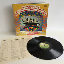 Beatles - Magical Mystery Tour | JAPAN PRESSUNG + Insert | 1ST PRESS 1969 EX