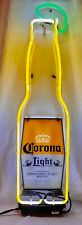 "Corona Extra Bottle Neon Light Sign 14"" Acrylic Lamp Windows Glass Display"