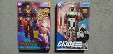 G.i. joe Classified Artic Mission Storm Shadow & Profit Director Destro MOC