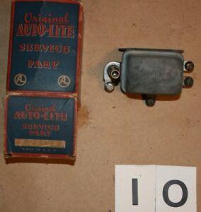 1940 1941 Hudson Headlight Relay ~ Autolite Part # HRB-4201