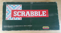 1983 Scrabble Board Game Complete Spears Games