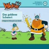 WICKIE - 15: WICKIE UND DIE STARKEN MÄNNER  CD  7 TRACKS KINDERHÖRSPIEL  NEU