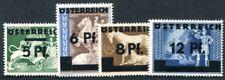 ÖSTERREICH 1945 664-667 ** POSTFRISCH SATZ (I2334