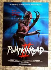 Pumpkinhead II: Blood Wings * VIDEO-POSTER German 1-Sheet ´95 DOLENZ, ROBINSON