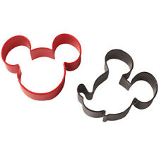Wilton Disney 2308-4440 Mickey Mouse Clubhouse Cookie Cutters, Set of 2