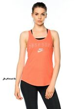 Nike Obsessed Womens Tank Top L Red Gym Casual Training Runnning New