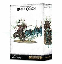 Nighthaunt Black Coach Games Workshop Warhammer Age of Sigmar Death Wagon