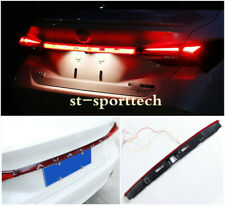 FIT For Toyota Avalon 2019 Reserve box decorative strip  LED Rear tail light