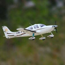 Dynam RC Airplane Scales SR22 White 1400mm Wingspan - PNP