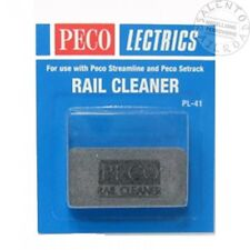 PECO PL-41 rubber clean tracks - excellent for the maintenance of own tracks