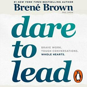 Dare to Lead AUDIOBOOK by Brené Brown