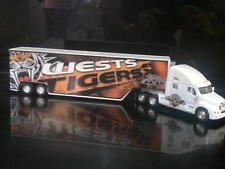 Wests Tigers Kenworth Transporter Truck Code 3 Diecast 330mm